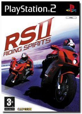 Copertina del gioco Riding Spirits 2 per PlayStation 2
