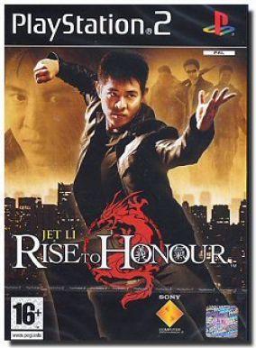 Immagine della copertina del gioco Rise to Honour per PlayStation 2