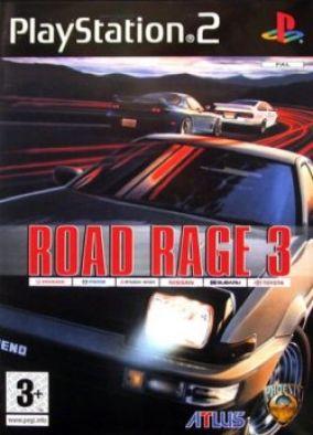 Copertina del gioco Road Rage 3 per PlayStation 2