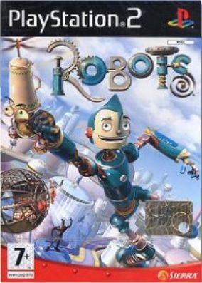 Copertina del gioco Robots per PlayStation 2