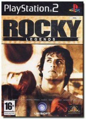 Copertina del gioco Rocky Legends per PlayStation 2