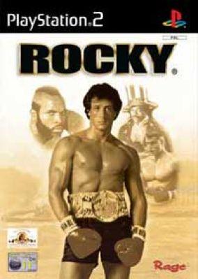 Copertina del gioco Rocky per PlayStation 2