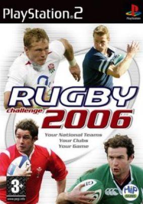 Copertina del gioco Rugby Challenge 2006 per PlayStation 2