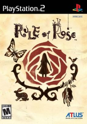 Copertina del gioco Rule of Rose per PlayStation 2