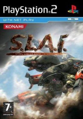 Copertina del gioco S.L.A.I. per PlayStation 2