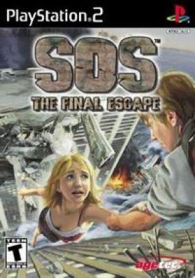 Immagine della copertina del gioco SOS The Final Escape per PlayStation 2