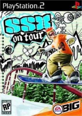 Copertina del gioco SSX on tour per PlayStation 2