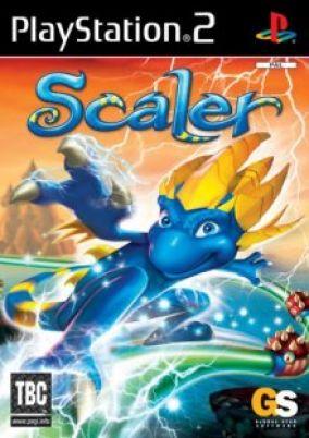 Immagine della copertina del gioco Scaler per PlayStation 2