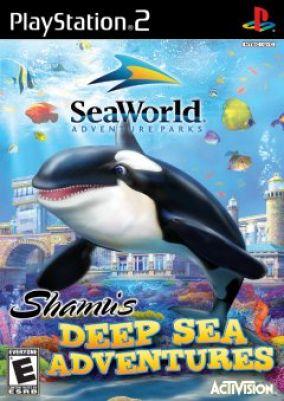 Copertina del gioco Sea World Shamu's Deep Sea Adventure per PlayStation 2