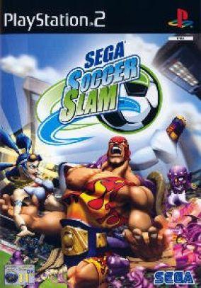 Immagine della copertina del gioco Sega Soccer Slam per PlayStation 2