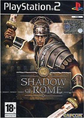 Immagine della copertina del gioco Shadow of Rome per PlayStation 2