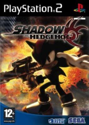 Immagine della copertina del gioco Shadow the Hedgehog per PlayStation 2