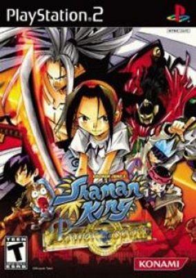 Immagine della copertina del gioco Shaman King: Power of Spirit per PlayStation 2