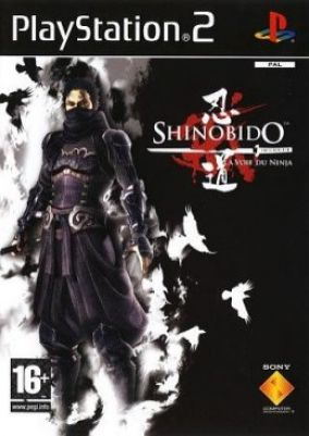 Immagine della copertina del gioco Shinobido: Way of the Ninja per Playstation 2