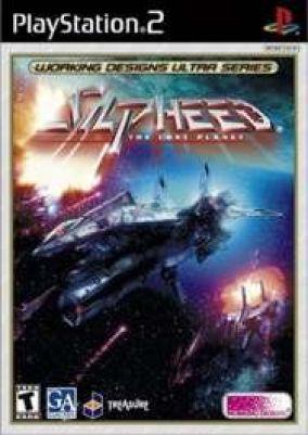 Copertina del gioco Silpheed: The Lost Planet per PlayStation 2