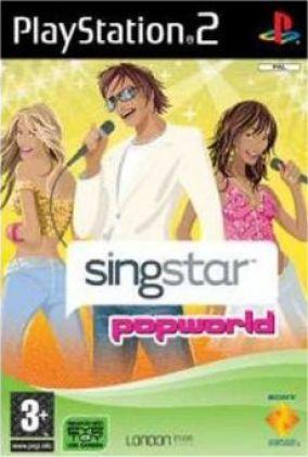 Immagine della copertina del gioco SingStar Radio 105 per PlayStation 2