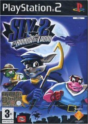 Copertina del gioco Sly 2 La Banda dei Ladri per PlayStation 2