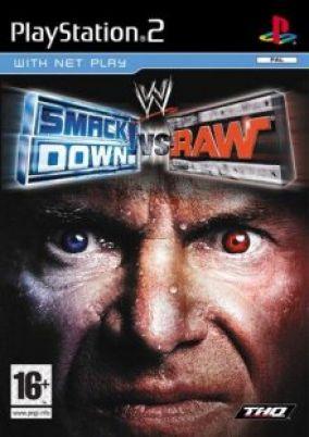 Immagine della copertina del gioco WWE Smackdown vs. RAW per PlayStation 2