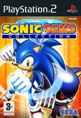 Copertina del gioco Sonic Gems Collection per PlayStation 2