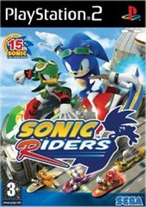 Copertina del gioco Sonic riders per PlayStation 2