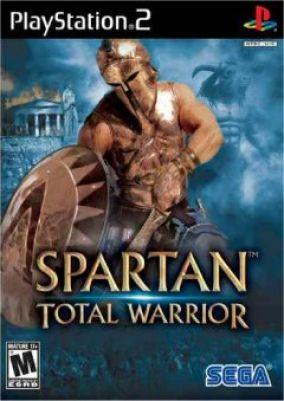 Copertina del gioco Spartan: Total Warrior per PlayStation 2