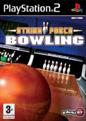 Immagine della copertina del gioco Strike Force Bowling per PlayStation 2