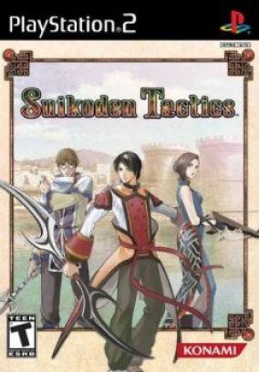 Copertina del gioco Suikoden Tactics per PlayStation 2