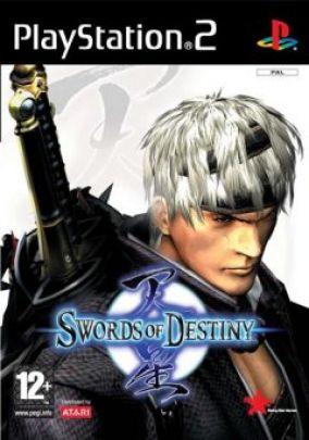 Copertina del gioco Swords of Destiny per PlayStation 2