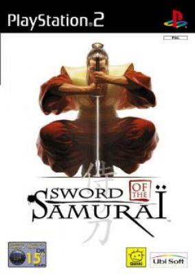 Copertina del gioco Swords of the samurai per PlayStation 2