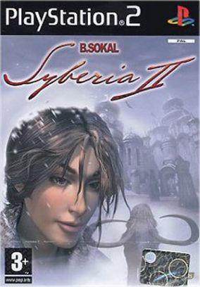 Immagine della copertina del gioco Syberia 2 per Playstation 2