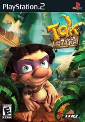Immagine della copertina del gioco Tak e La Magia JuJu per PlayStation 2