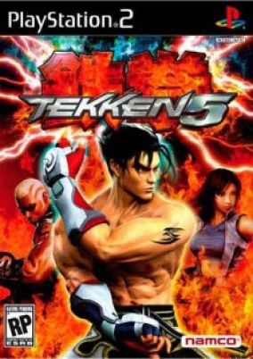 Immagine della copertina del gioco Tekken 5 per PlayStation 2