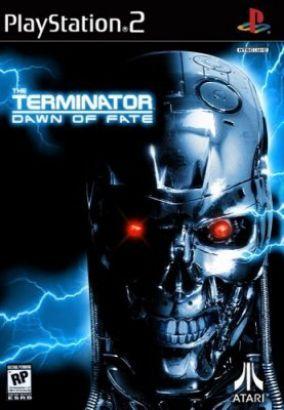 Immagine della copertina del gioco Terminator: Dawn of Fate per PlayStation 2