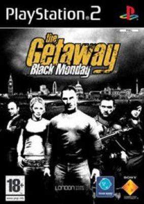 Immagine della copertina del gioco The Getaway Black monday per PlayStation 2