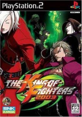 Copertina del gioco The King of fighters 2003 per PlayStation 2
