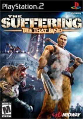 Copertina del gioco The Suffering: Ties that Bind per PlayStation 2