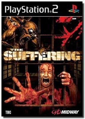Copertina del gioco The Suffering per PlayStation 2
