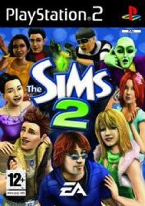 Immagine della copertina del gioco The Sims 2 per PlayStation 2