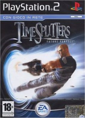 Immagine della copertina del gioco Time splitters: Future Perfect per PlayStation 2