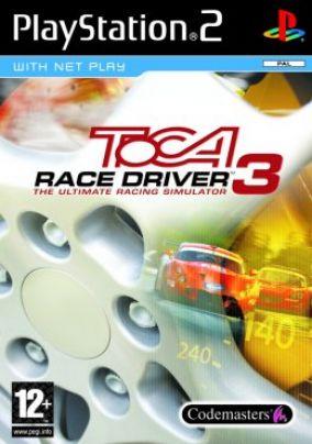 Copertina del gioco TOCA Race Driver 3 per PlayStation 2