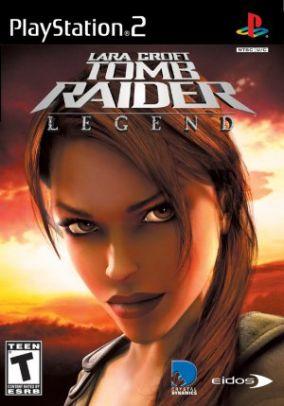 Immagine della copertina del gioco Tomb Raider Legend per PlayStation 2