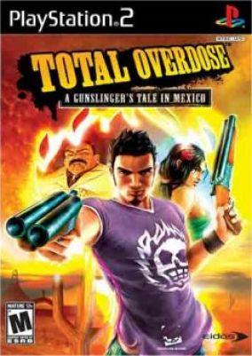 Copertina del gioco Total Overdose per PlayStation 2