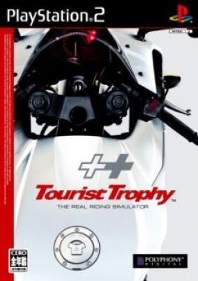 Copertina del gioco Tourist Trophy per PlayStation 2