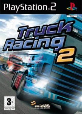 Immagine della copertina del gioco Truck Racing 2 per PlayStation 2