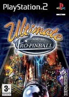 Copertina del gioco Ultimate Pro Pinball per PlayStation 2