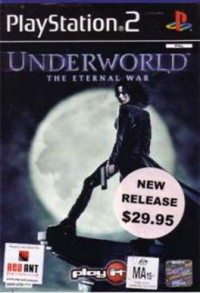 Copertina del gioco Underworld per PlayStation 2