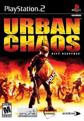 Copertina del gioco Urban Chaos: Riot Response per PlayStation 2