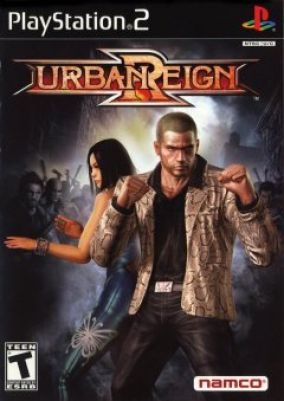 Immagine della copertina del gioco Urban Reign per PlayStation 2