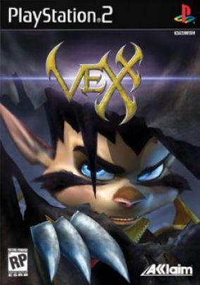 Copertina del gioco Vexx per PlayStation 2