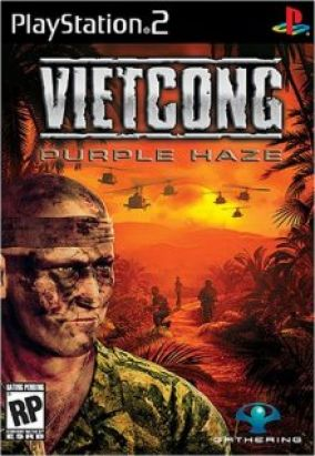 Copertina del gioco Vietcong: Purple Haze per PlayStation 2